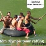 Rómsky olympijský raftový tím