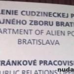 Bratislava má oddelenie pre votrelcov