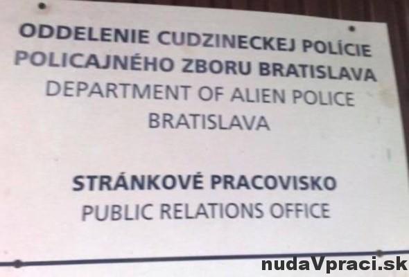 Bratislava má oddelnie pre votrelcov