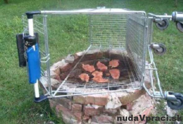 Perfektný tip na letný gril