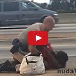 Policajná brutalita! Neuveríte za akú banalitu
