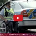 """Skvelé! Česká skrytá kamera """"policajti invalidi"""""""