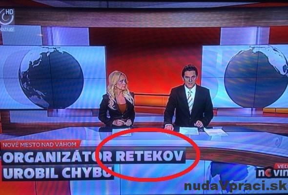 Jazykové okienko televízie JOJ 3