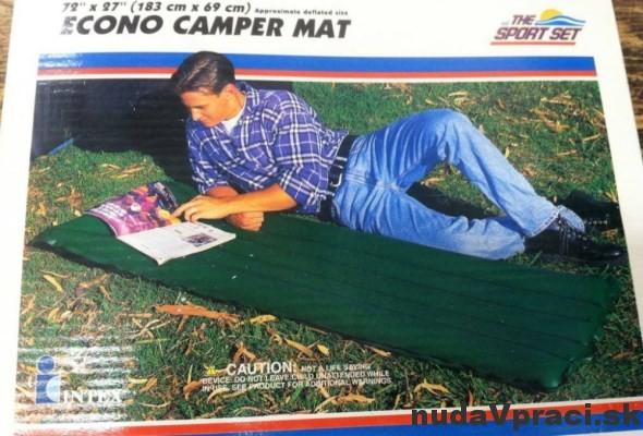 Takto sa používa nafukovací matrac