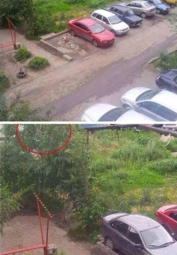 Prečo bicykel neparkovať na parkovisku