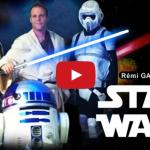 Star Wars kanadský žartík – Rémi Gaillard