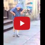 Babka a jej tanečné kreácie na pieseň LMFAO