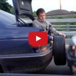 Ako sa ťahajú autá v Rusku
