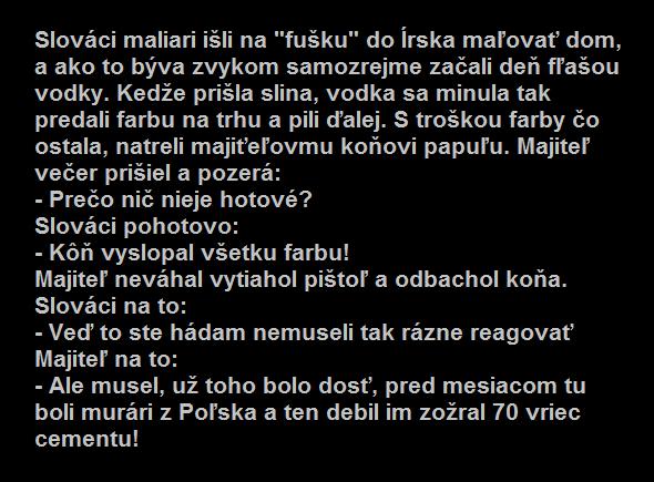 Maliari zo Slovenska
