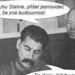 Stalin a jasnovidec