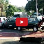 Riešenie, keď auto blokuje cyklistický chodník