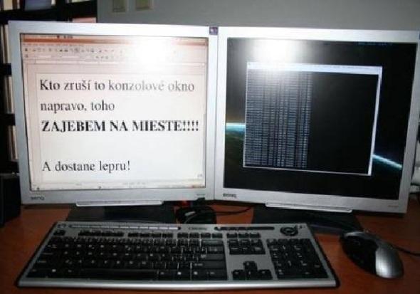 Odkaz od IT-čkára