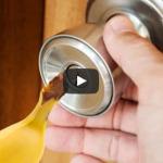 Ako otvoriť zamknuté dvere s banánom