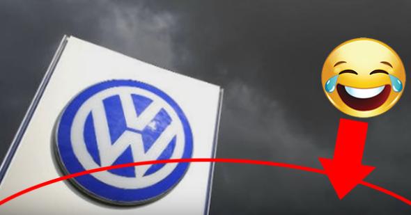 Telefonát nahnevaj zákazničky do Volkswagenu