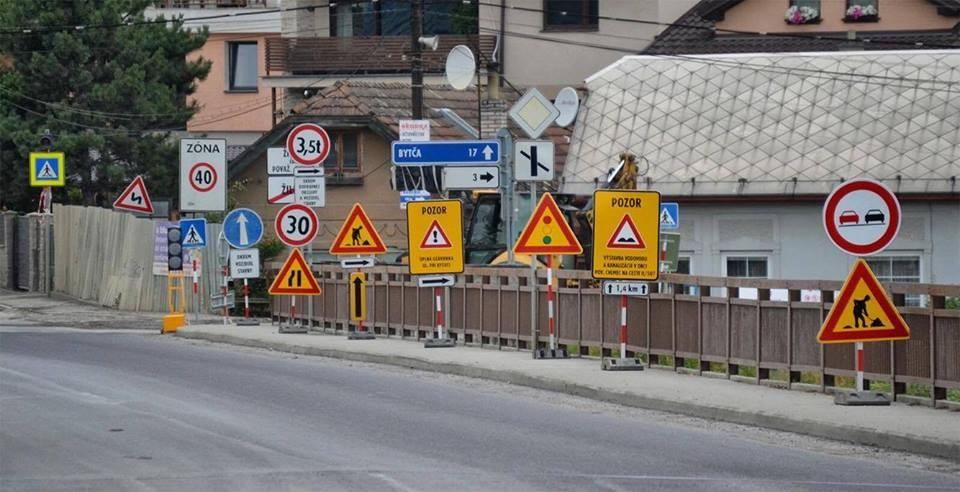 Zraz značiek Slovenska