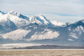 Skialpinizmus v okolí Štrbského Plesa